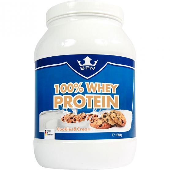100% Whey Protein Cookies & Cream