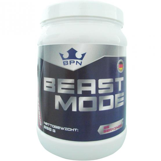 NEU – Booster BEAST MODE