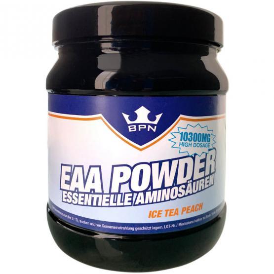 EAA Powder Ice Tea Peach