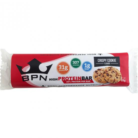 NEU – High Protein Bar Crispy Cookie