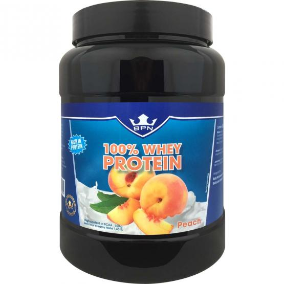 NEU – 100 % Whey Protein Peach