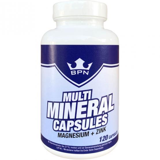 Multi Mineral Kapseln