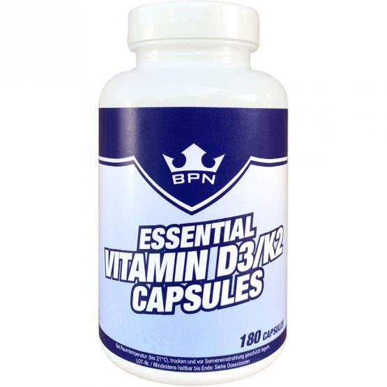 Vitamin D3/K2 Kapseln