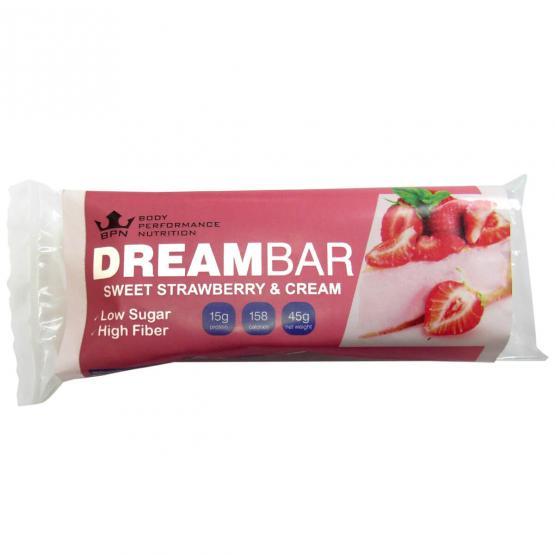 Dreambar Sweet Strawberry & Cream