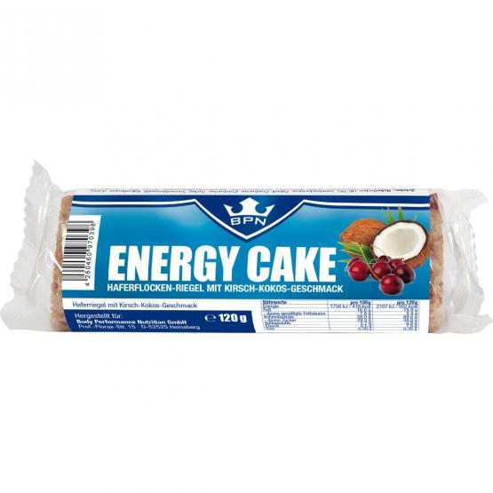 Energy Cake Kirsch-Kokos