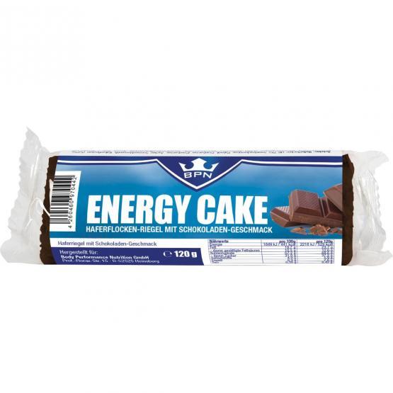 Energy Cake Vollmilchschokolade