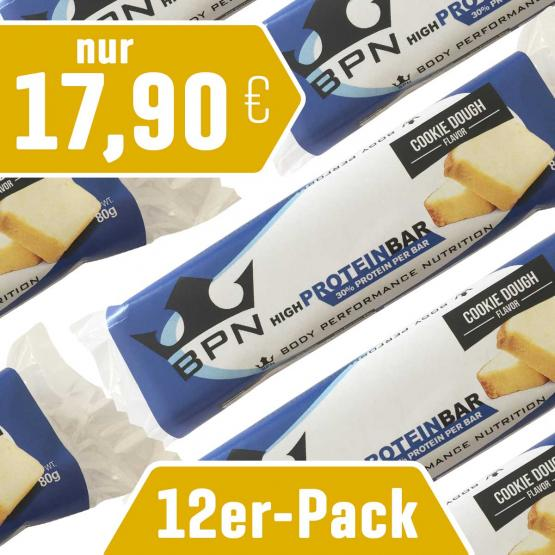 12er-Pack Protein-Riegel COOKIE DOUGH