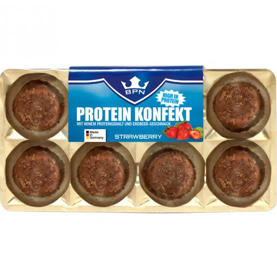Protein Konfekt - Erdbeere