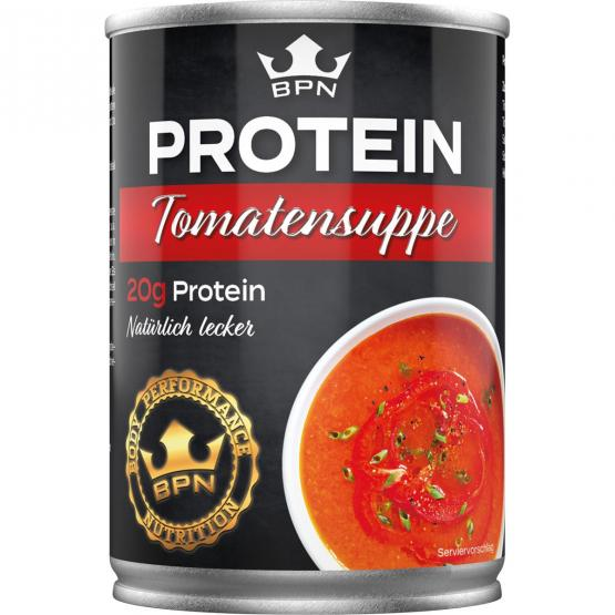 Protein Tomatensuppe